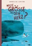 Cover-Bild zu Wyss, Nathalie: Welche Grösse hat dein Herz?