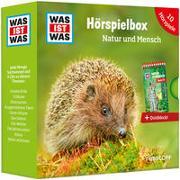Cover-Bild zu Haderer, Kurt: WAS IST WAS 5-CD Hörspielbox Natur und Mensch