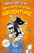 Cover-Bild zu Kinney, Jeff: Rowley Jefferson's Awesome Friendly Adventure