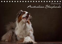 Cover-Bild zu Behr, Jana: Charmante Australian Shepherds (Tischkalender 2021 DIN A5 quer)