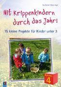 Cover-Bild zu Danner, Eva: Mit Krippenkindern durch das Jahr - Band 4
