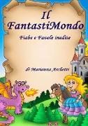 Cover-Bild zu Il Fantastimondo von Archetti, Marianna