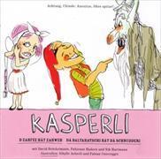 Cover-Bild zu Kasperli - D Zahfee hät Zahweh / Dä Baltahatschi hät dä Schnudderi von Jansen, Andrea