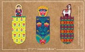 Cover-Bild zu Magnetlesezeichen Folklore