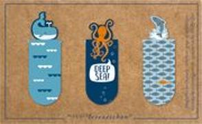 Cover-Bild zu Magnetlesezeichen Ozean