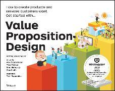 Cover-Bild zu Pigneur, Yves: Value Proposition Design (eBook)