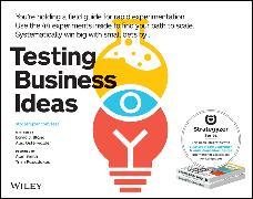 Cover-Bild zu Osterwalder, Alexander: Testing Business Ideas (eBook)