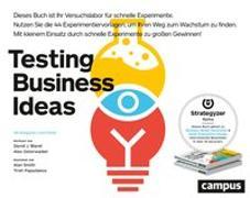 Cover-Bild zu Bland, David: Testing Business Ideas