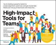 Cover-Bild zu Mastrogiacomo, Stefano: High-Impact Tools for Teams