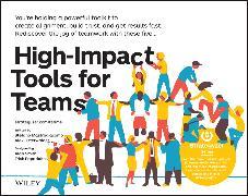 Cover-Bild zu Osterwalder, Alexander: High-Impact Tools for Teams (eBook)