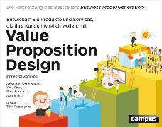 Cover-Bild zu Osterwalder, Alexander: Value Proposition Design (eBook)