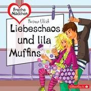 Cover-Bild zu Liebeschaos und lila Muffins von Ullrich, Hortense