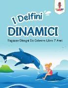 Cover-Bild zu I Delfini Dinamici von Coloring Bandit