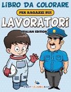 Cover-Bild zu Libro Da Colorare Per Ragazzi Su Ricami E Draghi (Italian Edition) von Speedy Publishing Llc