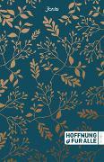 """Cover-Bild zu Bibelausgaben-Hoffnung für alle: Hoffnung für alle. Die Bibel. - """"Golden Leaves Edition"""""""
