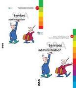 Cover-Bild zu Offre spéciale: Dossier de formation et des prestations Employée de commerce/employé de commerce CFC «Services et administration» française et anglaise