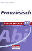 Cover-Bild zu Pocket Teacher Abi Französisch