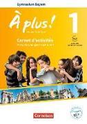 Cover-Bild zu À plus! - Nouvelle édition - Bayern. Band 1: 6. Jahrgangsstufe - Carnet d'activités mit interaktiven Übungen auf scook.de