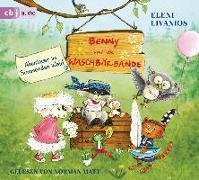 Cover-Bild zu Benny und die Waschbärbande - Abenteuer im Summenden Wald von Livanios, Eleni