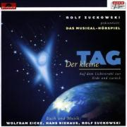 Cover-Bild zu Der kleine Tag. 2 CDs von Zuckowski, Rolf