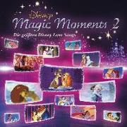 Cover-Bild zu Disney Magic Moments 2 - Größte Disney Love Songs