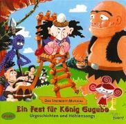 Cover-Bild zu Ein Fest für König Gugubo. CD von Orlamünder, Jörg (Hrsg.)