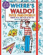 Cover-Bild zu Handford, Martin: Where's Waldo? Paper Pandemonium