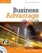 Cover-Bild zu Lisboa, Martin: Business Advantage Advanced