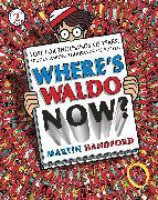 Cover-Bild zu Handford, Martin: Where's Waldo Now?