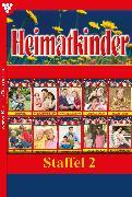 Cover-Bild zu Autoren, Diverse: Heimatkinder Staffel 2 - Heimatroman (eBook)