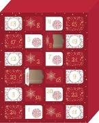 Cover-Bild zu Merry Christmas - Adventskalender deluxe zum Selber-Befüllen