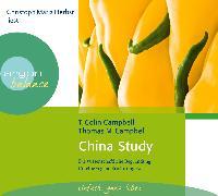 Cover-Bild zu China Study von Campbell, Colin T.