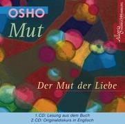 Cover-Bild zu Mut - Der Mut der Liebe von OSHO