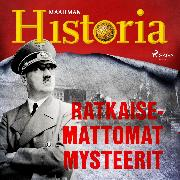 Cover-Bild zu eBook Ratkaisemattomat mysteerit