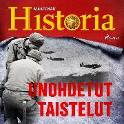 Cover-Bild zu eBook Unohdetut taistelut