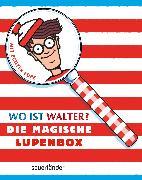 Cover-Bild zu Wo ist Walter Lupenbox