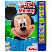 Cover-Bild zu Keast, Jennifer H.: Disney Mickey Mouse Clubhouse: I'm Ready to Read with Mickey