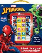 Cover-Bild zu Keast, Jennifer H. (Hrsg.): Marvel Spider-Man: 8-Book Library and Electronic Reader [With Electronic Me Reader]
