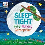 Cover-Bild zu Carle, Eric: Sleep Tight Very Hungry Caterpillar