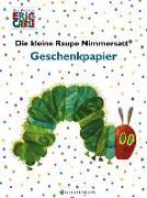 Cover-Bild zu Carle, Eric (Illustr.): Die kleine Raupe Nimmersatt Geschenkpapier-Heft