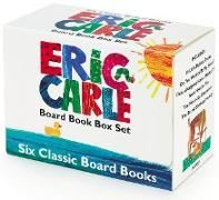 Cover-Bild zu Carle, Eric: Eric Carle Six Classic Board Books Box Set