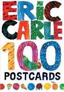 Cover-Bild zu Carle, Eric: Eric Carle: 100 Postcards