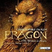 Cover-Bild zu Paolini, Christopher: Eragon - Die Weisheit des Feuers (Audio Download)