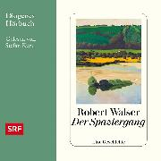 Cover-Bild zu Walser, Robert: Der Spaziergang (Audio Download)