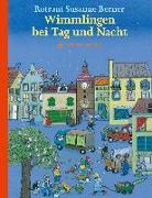Cover-Bild zu Berner, Rotraut Susanne: Wimmlingen bei Tag und Nacht