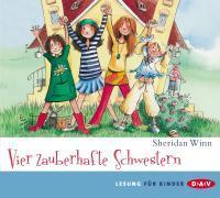 Cover-Bild zu Vier zauberhafte Schwestern (2 CDs) von Winn, Sheridan