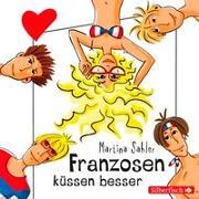 Cover-Bild zu Franzosen küssen besser von Sahler, Martina