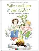 Cover-Bild zu Speck, Brigitte: Felix und Lisa in der Natur