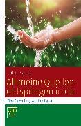 Cover-Bild zu Sauer, Ralph: All meine Quellen entspringen in dir (eBook)