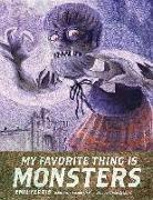 Cover-Bild zu My Favorite Thing Is Monsters Vol. 2 von Emil Ferris